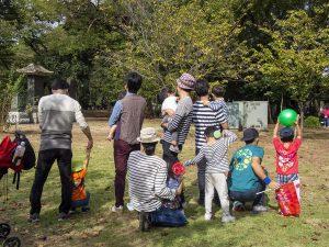 上野公園集合写真
